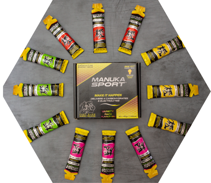 Manuka Sports products are expertly formulated